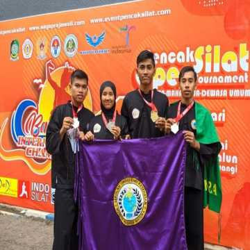 International open tournament pencak silat of Banyuwangi International Championship 1, Tahun 2020